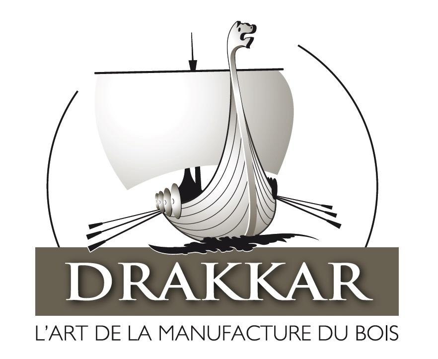 DRAKKAR BOIS logo