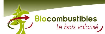Logo Biocombustibles SA le bois valorisé