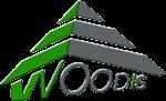 Logo de Woodis